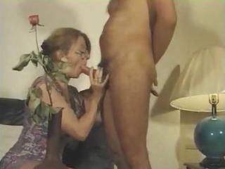 french milf sucks his cock and acquires screwed
