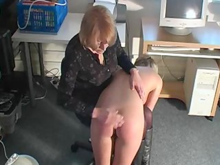 immodest blond doxy bonks her twat during the
