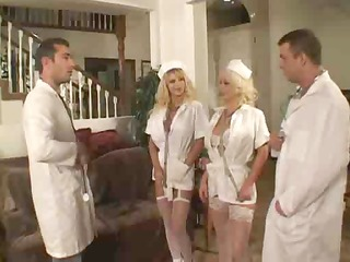 doctors and nurses getting it on