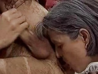 ass licking older harlots in stockings