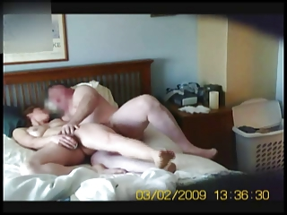 my redhead wife cums hard and loud