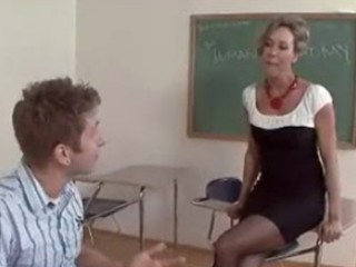 aged teacher brandi love