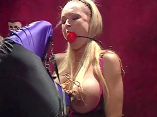 breasty slavery lesbos - scene 5