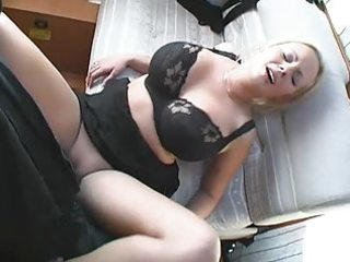busty wife fucked and facial in roulotte