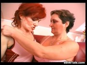 lesbo grannies fur pie and tits licking