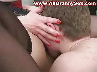 bulky russian older mother fucked