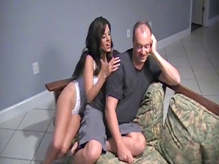 sexy breasty cougar bangs brother in law