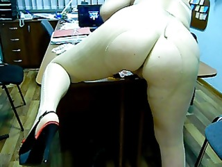 pushunas in riped hose