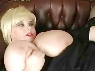 big beautiful woman giant boobs fuck slender chap