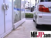 cute japanese milf cutie acquire screwed hard
