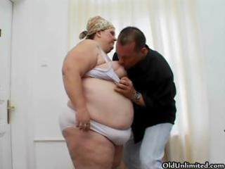 bbw mature housewife can engulfing large part6