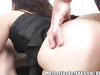 asian housewife gang banged b y white cocks