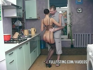 wife exceedingly horny want to acquire fisted