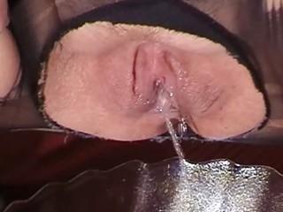 piddle drinking slut wife