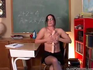 hawt mother id like to fuck in stockings fucks