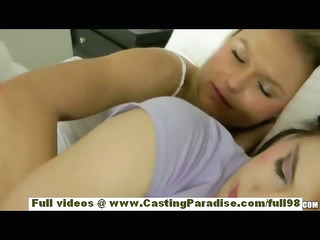 natalia rogue and aiden ashley blonde and dark