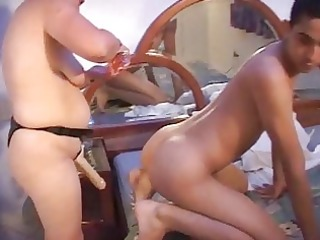 wife ding-dong and fetish - scene 1