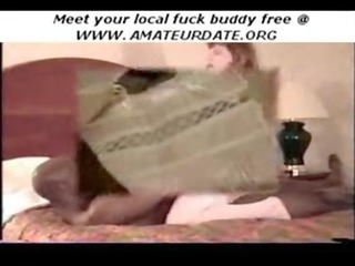 amateur homemade milf mature drilled by ebony
