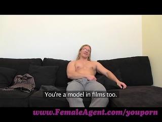 femaleagent. big guns casting