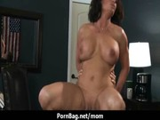hot big bumpers mommy getting drilled 9