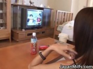 greatly lascivious japanese milfs engulfing