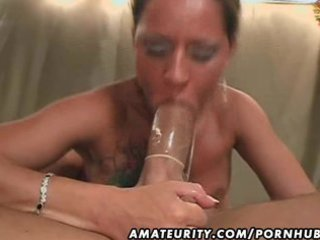 dilettante milf homemade hardcore with facial