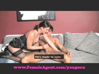 femaleagent. juicy mouth blowjobs