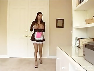 fuck the sexy maid