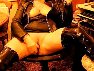 lascivious in leather
