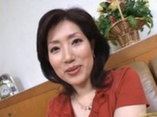 aya masuo japanese aged babe gets a fucking