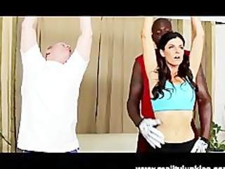 doxy wife india summer in interracial cuckold