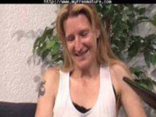 granny slender blonde bonks aged older porn