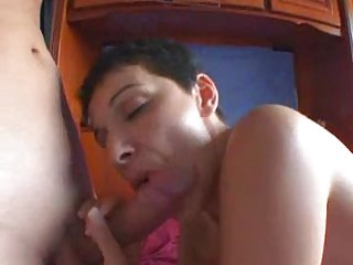 sophia french mature anal drilled