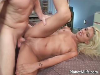 ultra blonde honey with small breasts gets part2