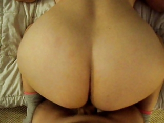 fucking wifes large butt