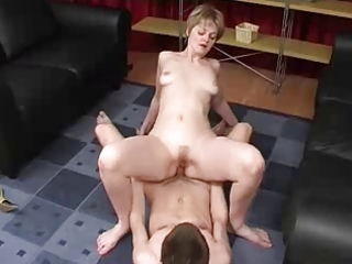 mamma and boy