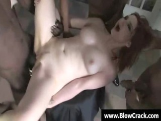 hawt large tit milfs have a fun black cock for