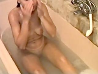 bath my wife