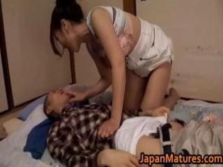 great looking japanese aged engulfing part8