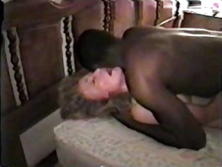 nympho aged white wife with darksome paramour