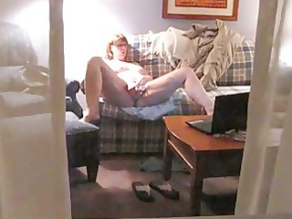 mrs. commish - some other peeping video