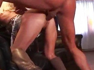 d like to fuck pierced blond in boots getting