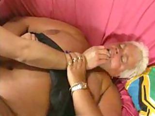 fat german granny