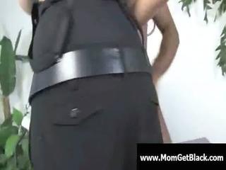 lascivious large tit mamma receive black ramrod