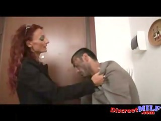redhead older mother i and sloppy neighbour