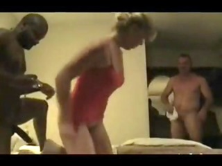 husband filmed his wife get drilled some