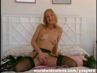 wife talking indecent