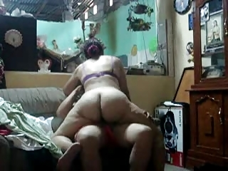 shaggy old milf receives seeded up by son-in-laws