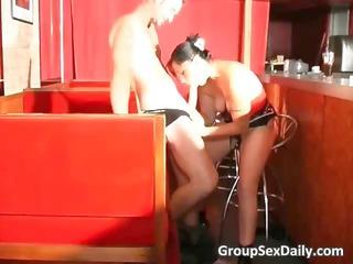 unbelievable hardcore vicious group sex