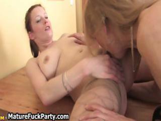lustful aged housewives fully enjoying part10